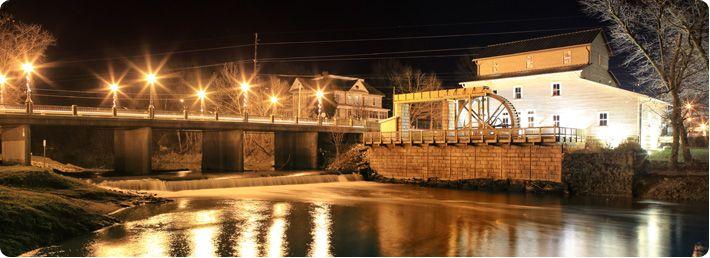 Jasper City Mill and Welcome Center, Jasper Indiana