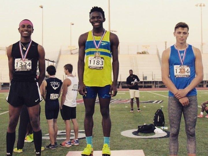 ICYMI: 35.97 by Charles Brockman moves him into the top 25 all-time in the 300H Stuart Kantor . . . . . #milesplit #track #tracknation #hurdles #300h #charlesbrockman #running #fast #champion #texas #texastrack #texasmilesplit http://ift.tt/2pZPejm