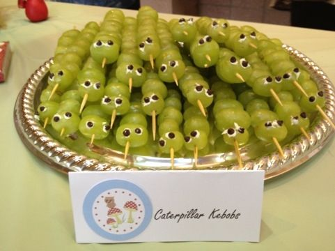 Caterpillar Kebobs