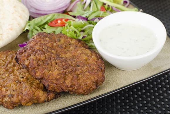 Spicy Shami Kebab Recipe