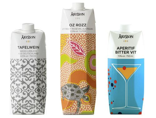 like: Prints Patterns, Boxes Wine, Design Boxes, Wine Design, Packaging Design, Graphics Design, Fromsthlm Blog, Packaging Food, Food Graphics