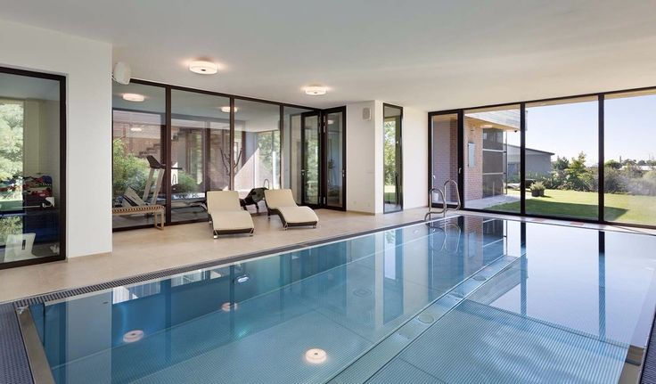 Bazén a fitness miestnosť