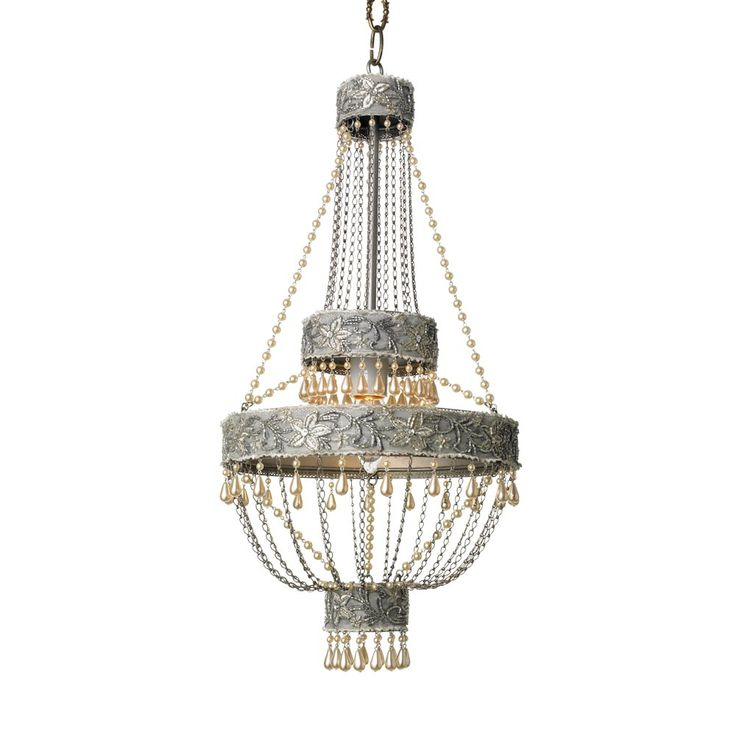 Adele chandelier by canopy designs customization available
