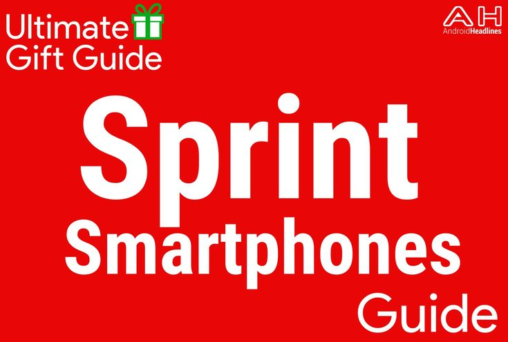 Holiday Gift Guide 2015 – 2016: Top 10 Best Smartphones – Sprint