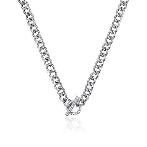 KAGI Essential Curb 49cm Necklace
