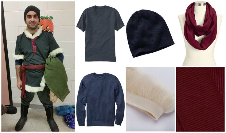 How to DIY your own Frozen Kristoff Costume