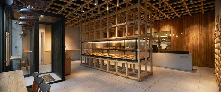 Gallery of UMASSIF/WITH Sanlitun Bakery in Beijing / B.L.U.E. Architecture Studio - 9