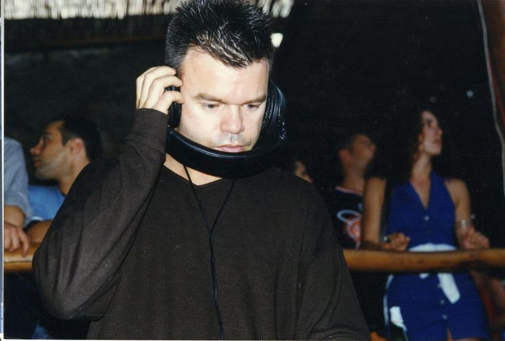 The young Paul Oakenfold playing at #CavoParadiso back in 1996!  #LegendaryCavo #CavoMemories #Throwback