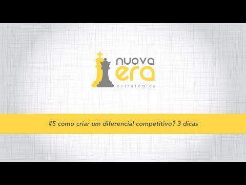 [VÍDEO] Diferencial Competitivo