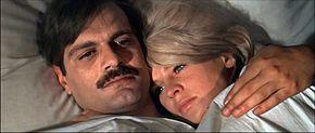 Le Docteur Jivago - David Lean - 1965 - la photo est sublime, Omar Sharif et Julie Christie aussi - le Docteur Jivago, un vrai gentil, c'est ce qui le tue