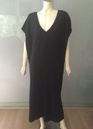 Kaufe meinen Artikel bei #Kleiderkreisel http://www.kleiderkreisel.de/damenmode/lange-kleider/145775353-calypso-st-barth-kaftan-kleid-blau-lang-3638-maxi-dress-blue-s