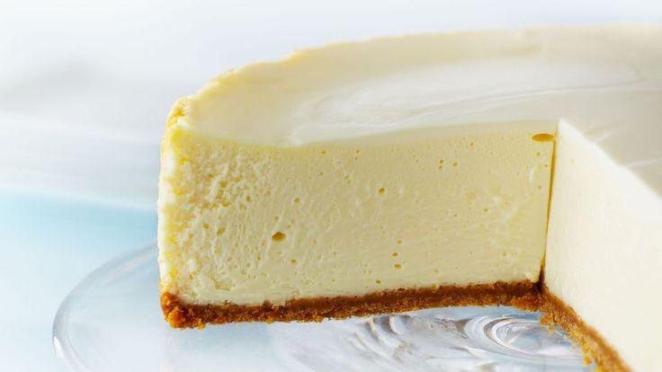 Receta   (Classic New York cheesecake)