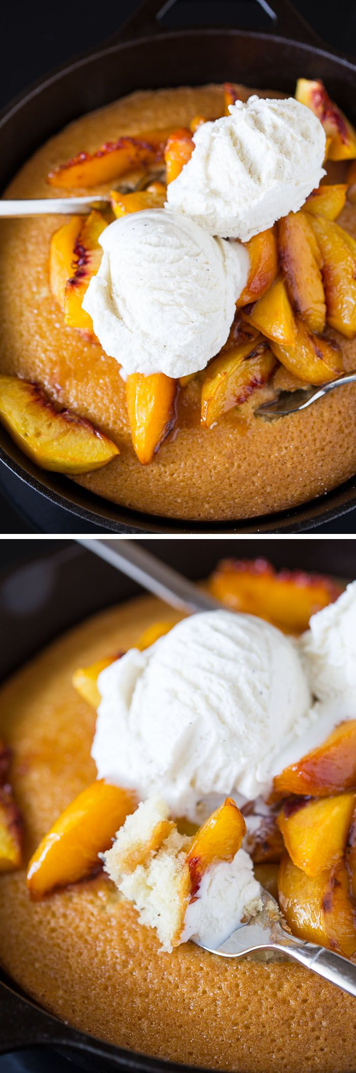 ... about cobbler on Pinterest | Homemade, Butter and Mini peach cobbler