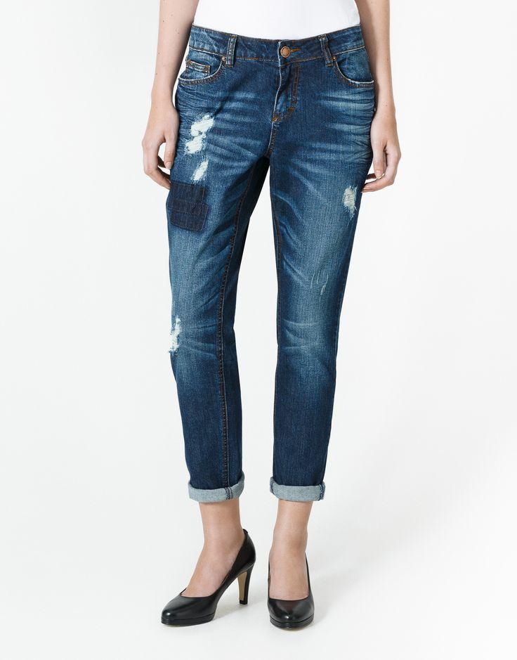 Seppälä boyfriend jeans