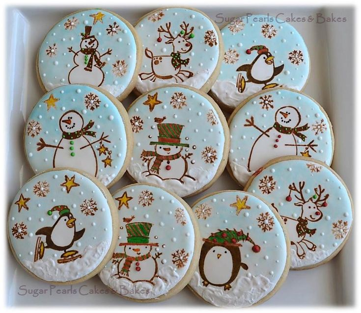 decorated sugar cookies posted by sugar pearls cakes bakes on julia