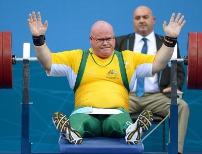 Gardiner falls just short | London 2012 - Official Australian Paralympic Team Website