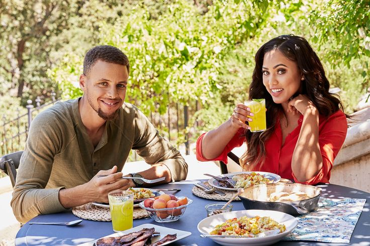 Stephen and Ayesha Curry met when they were teenagers at their church youth group in Charlotte, N.C., but it wasn't love at first sight for the basketball star and the budding culinary guru. …
