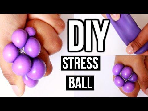 DIY Ball Anti-Stress I Stress Ball I TEST YOUTUBE #2 - YouTube