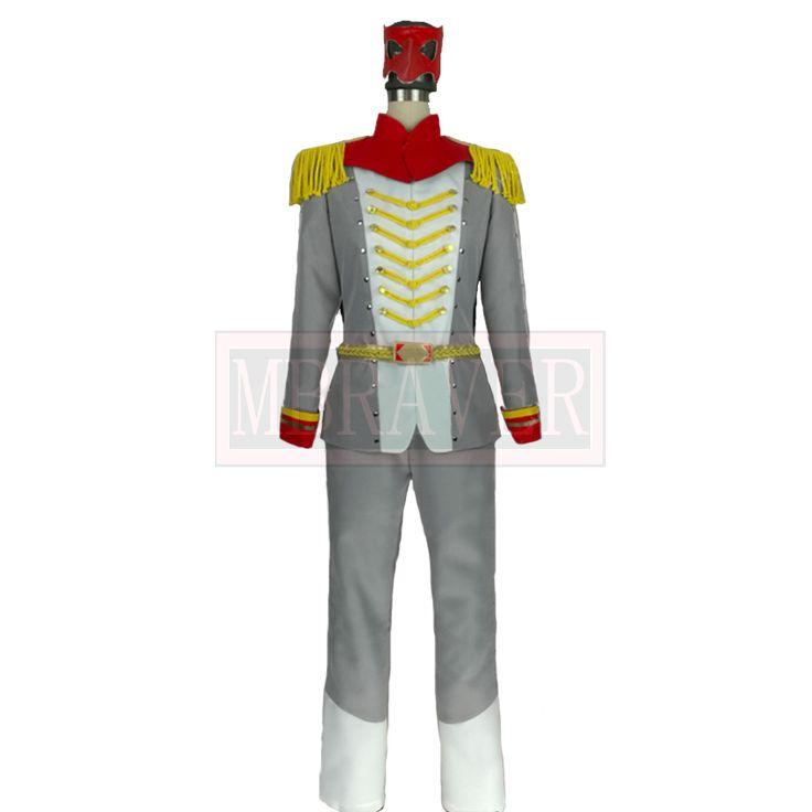 Persona 5 Goro Akechi Include Mask Cosplay Costume