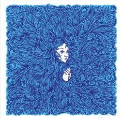 Dieser Siebdruck ist ein wunderbares Werk des britischen Künstlers Andy Wilx mit blauer Tinte. Dieses Kunstwerk… #Stilrichtungen_Art_Déco