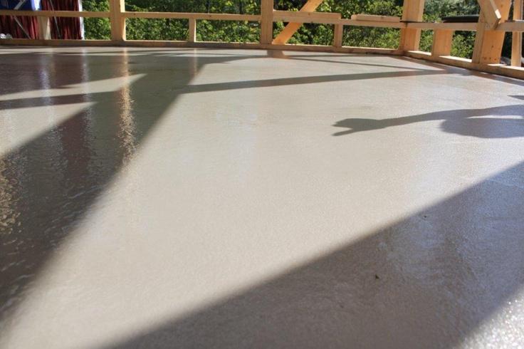 betonilattia valmis