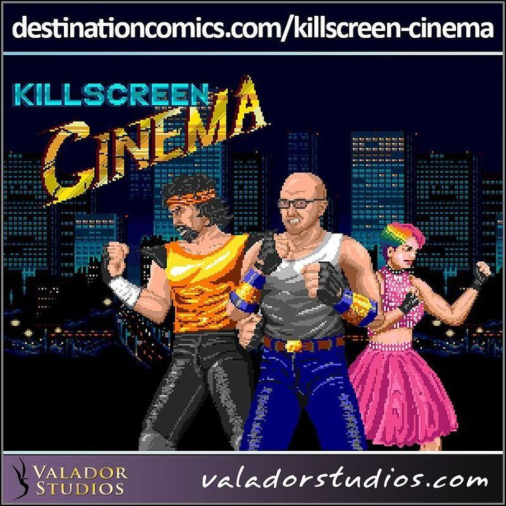 This was a fun project for a friend. He wanted a parody of the Streets of Rage video game logo for their video game movie themed pod cast @killscreencinema. Check out the pod cast at http://ift.tt/2jYFEd8 #gamer #videogames #16bit #graphicdesign #pixel #geek #streetsofrage #killscreencinema #wheegeek