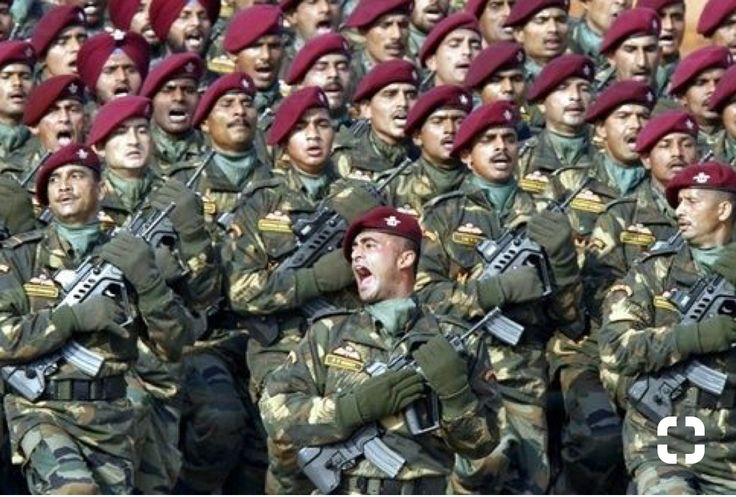 Maroon beret indian army indian army special forces