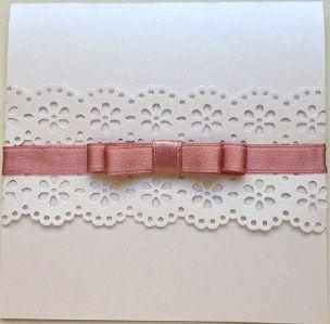 partecipazione matrimonio elegante su www.partecipazioniebomboniere.com