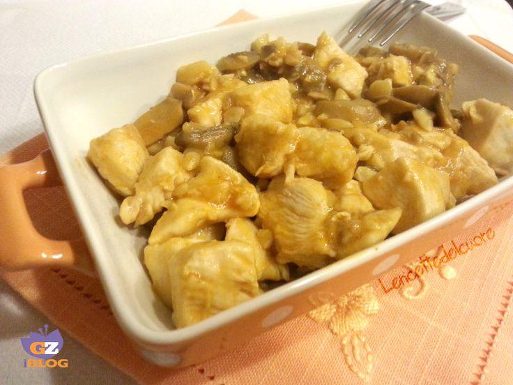 Pollo Bocconcini di pollo al marsala