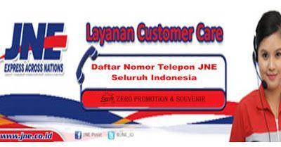 Karena banyaknya permintaan dari pelanggan JNE yang kebingunan untuk mencari nomor tlp JNE berikut kami lampirkan daftar lengkap nomor telepon jne seluruh Indonesia :