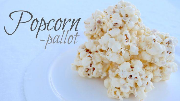 Popcorn-pallot