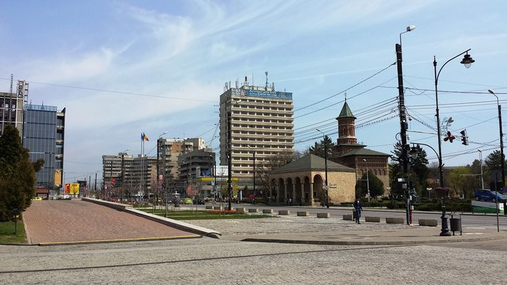 Beautiful city of Iasi