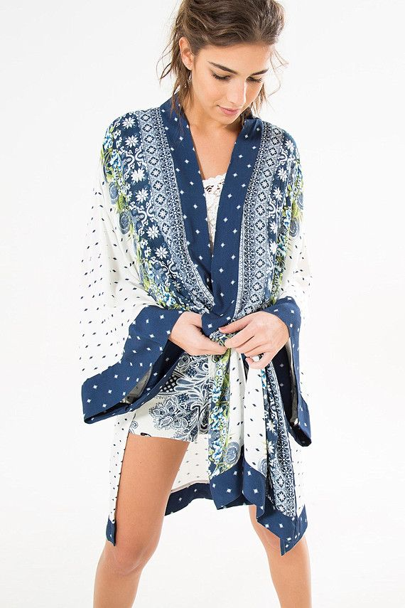 kimono manga ampla risoflora