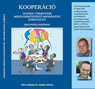 Kooperáció - Hogyan teremtsünk megoldásközpontú munkahelyi környezetet / Akkreditált tréner