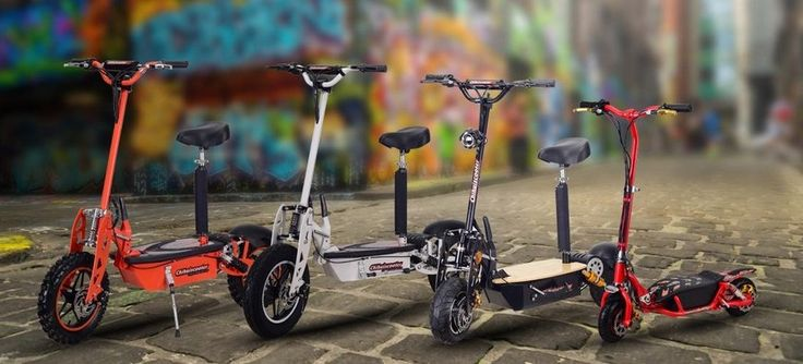 This kind of vehicle provides an exciting riding experience to the riders.