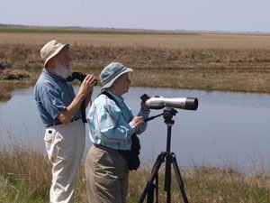 Whitewater Marsh - Visitors - Boissevain, Manitoba, Canada