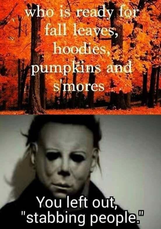halloween movie mistakes