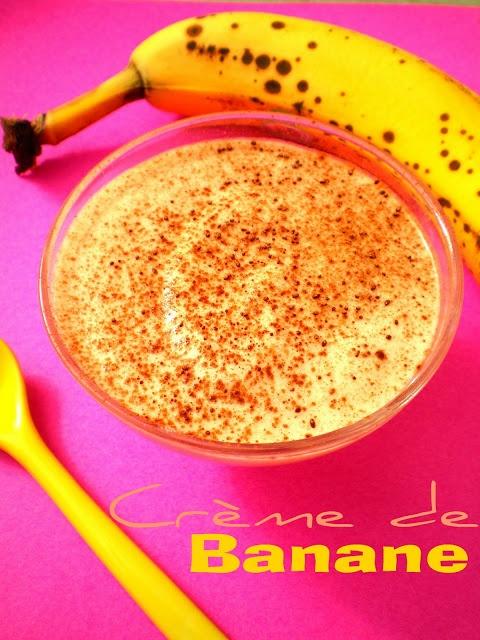 Crème de banane (1 point ww)