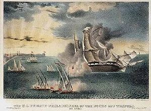 First Barbary War... 1801 - 1805 | Casualties and Losses... United States, Sweden (1800–1802) - United States: 35 killed, 64 wounded, Greek/Arab mercenaries: killed and wounded unknown. Casualties and Losses... Tripolitania Eyalet, Morocco (1802) - estimated 800 dead, 1,200 wounded at Derne plus ships and crew lost in naval defeats