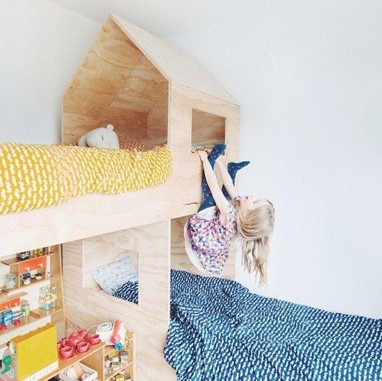 L Shaped Bunk Beds For Kids - Foter