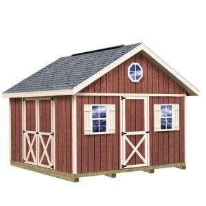 Yia wood storage shed 4x4 for Garden shed 4x4