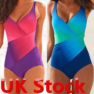 Uk sexy womens lady swimming #costume one piece #monokini swimsuit #swimwear biki,  View more on the LINK: http://www.zeppy.io/product/gb/2/361661242532/