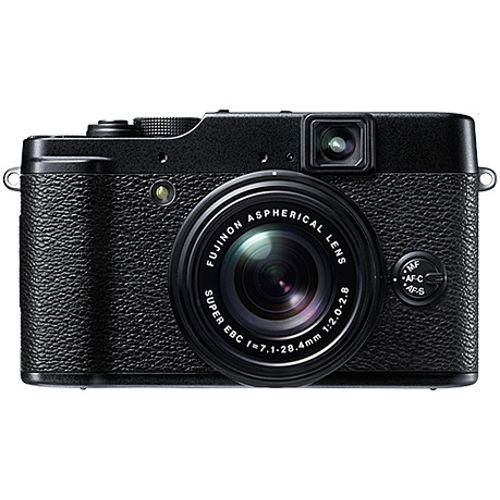 Fujifilm X10 12MP Digital Camera - Refurbished | Cameras and Camcorders | Visions Electronics