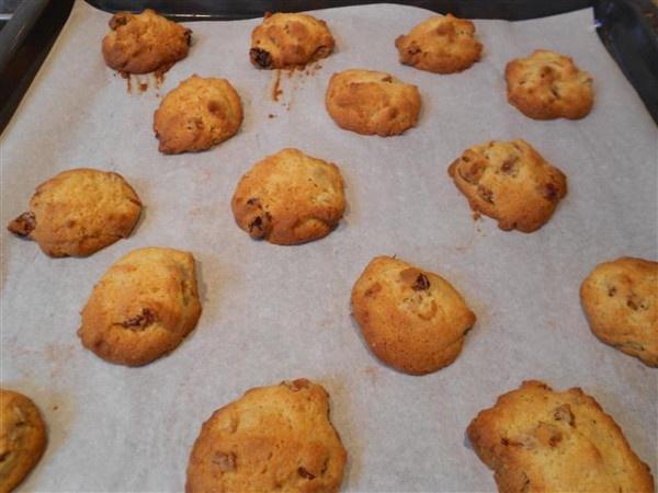 Is dit homemade of niet? Zalige vijgen-rozijnenkoekjes! 5 min klutsen, 15 min bakken. Recept in #culikalender2013
