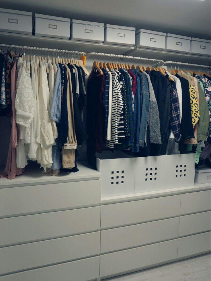 드레스룸-이케아