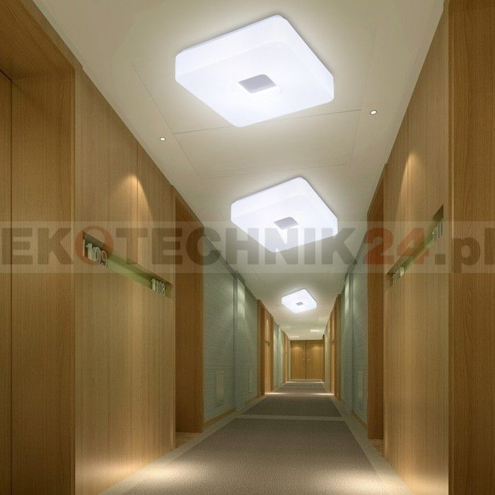 Plafon LED Albi 47 Ekotechnik24pl White Ceiling LightsContemporary Living