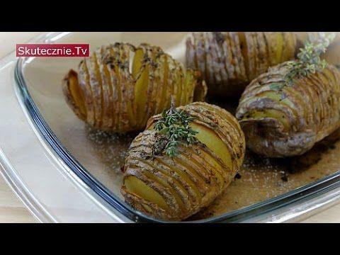 Udka drobiowe. I ziemniaki hasselback :: Skutecznie.Tv [HD] - YouTube