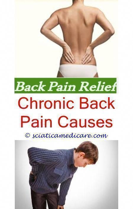 does klonopin cause back pain