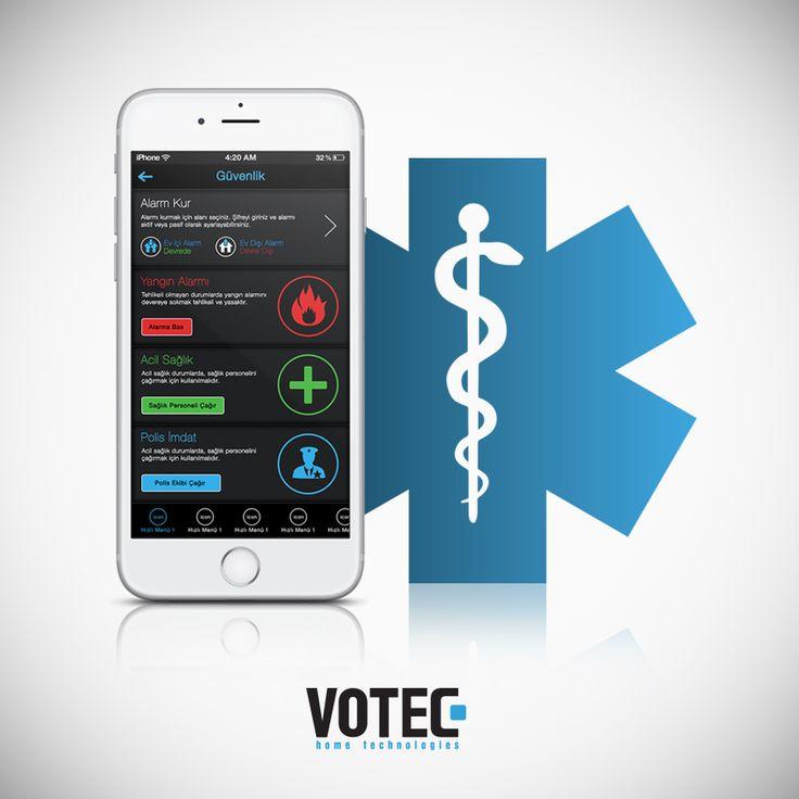 Votec Akıllı Ev Sistemleri, size hayatınızın birçok alanında kolaylık ve avantaj sağlar.