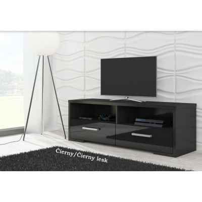 WIP ROMA magasfényű TV asztal - Natex Nabytok